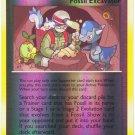 82 Fossil Excavator REVERSE FOIL (U) Majestic Dawn Pokemon TCG