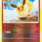 19 Flareon REVERSE FOIL (R) Majestic Dawn Pokemon TCG