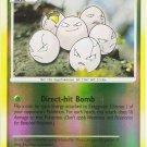 82 Exeggcute REVERSE FOIL (C) Mysterious Treasures Pokemon TCG
