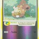 73 Bidoof REVERSE FOIL (C) Mysterious Treasures Pokemon TCG