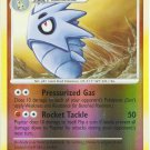 59 Pupitar REVERSE FOIL (U) Mysterious Treasures Pokemon TCG