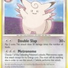 22 Clefable (Rare Normal) Diamond and Pearl Pokemon TCG