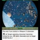 Weapon Plus Satellite (U) MEV-206 VS System TCG Marvel Evolutions