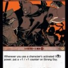 Strong Guy, Guido Carosella (C) MEV-028 VS System TCG Marvel Evolutions