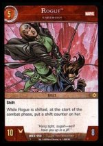 Rogue, Earth-1009 (C) MEV-156 VS System TCG Marvel Evolutions