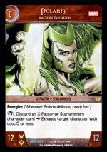 Polaris, Back in the Fold (U) MEV-023 VS System TCG Marvel Evolutions