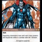 Mr. Sinister, Molecular Manipulation (U) MEV-100 VS System TCG Marvel Evolutions