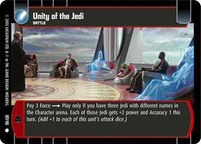 #107 Unity of the Jedi (ROTS common)