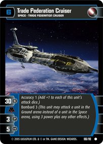 #106 Trade Federation Cruiser (ROTS common)