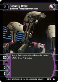 #100 Security Droid (ROTS common)