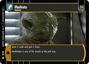 #95 Meditate (ROTS common)