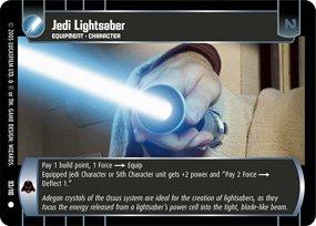 #93 Jedi Lightsaber (ROTS common)