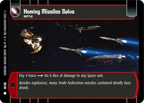 #89 Homing Missile Salvo (ROTS common)