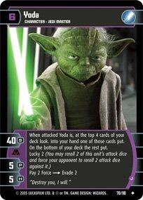 #70 Yoda (J) (ROTS uncommon)