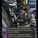 #61 GH-7 Medical Droid Star Wars TCG (ROTS uncommon)