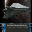 #41 Acclamator II-Class Assault Ship Star Wars TCG (ROTS uncommon)