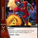 Wildfire, Drake Burroughs (C) DLS-028 VS System TCG DC Legion of Superheroes