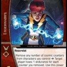 Spark, Ayla Ranzz (C) DLS-021 VS System TCG DC Legion of Superheroes