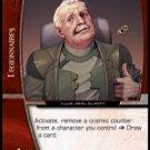 R.J. Brande, Philanthropist (U) DLS-017 VS System TCG DC Legion of Superheroes