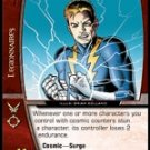 Live Wire, Garth Ranzz (C) DLS-015 VS System TCG DC Legion of Superheroes
