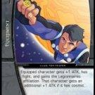 Flight Ring (C) DLS-031 VS System TCG DC Legion of Superheroes