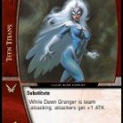 Dawn Granger as Dove, Avatar of Order (C) DLS-138 VS System TCG DC Legion of Superheroes