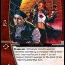 Crimson Avenger, Jill Carlyle (U) DLS-195 VS System TCG DC Legion of Superheroes