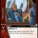 Alan Scott, White King (U) DLS-199 VS System TCG DC Legion of Superheroes