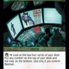 Batcomputer, Criminal Database DCL-037 (U) DC Legends VS System TCG