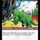Beast Boy, Freak of Nature DCL-065 (C) DC Legends VS System TCG