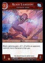 Black Lightning, Energetic Hero DCL-009 (U) DC Legends VS System TCG