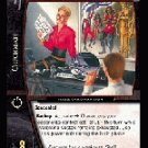Valentina Vostok as Negative Woman, Bishop (C) DCR-103 Infinite Crisis VS System TCG