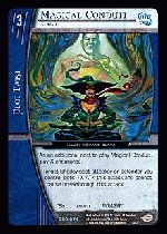 Magical Conduit, Magic (U) DCR-074 Infinite Crisis VS System TCG