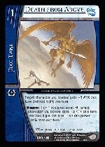 Death from Above (C) DCR-186 Infinite Crisis VS System TCG