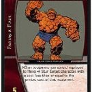 Thing, Ben Grimm (C) MOR-062 Marvel Origins (1st Ed.) VS System TCG
