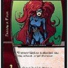 Medusa, Inhuman (C) MOR-054 Marvel Origins (1st Ed.) VS System TCG