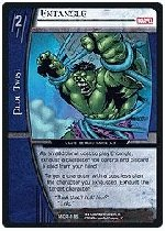Entangle (U) MOR-185 Marvel Origins (1st Ed.) VS System TCG