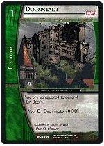 Doomstadt (C) MOR-129 Marvel Origins (1st Ed.) VS System TCG