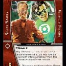 Hector Hammond, Mind Over Matter (C) DJL-124 DC Justice League VS System TCG