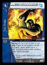 H'ronmeer's Curse (R) DJL-180 DC Justice League VS System TCG