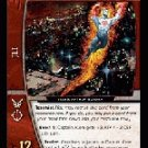 Captain Atom, Nathaniel Adam (C) DJL-042 DC Justice League VS System TCG