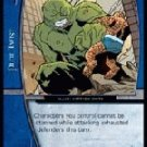 Sucker Punch (U) MSM-161 Web of Spiderman Marvel VS System TCG