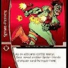 Solo, James Bourne (C) MSM-006 Web of Spiderman Marvel VS System TCG