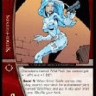 Silver Sable, Silver Sablinovia (C) MSM-052 Web of Spiderman Marvel VS System TCG