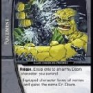 Decoy Program (R) MSM-129 Web of Spiderman Marvel VS System TCG