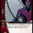 Archangel, Angel of Death (U) MSM-103 Web of Spiderman Marvel VS System TCG
