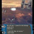 #205 TIE Pursuit Squad Star Wars TCG (ESB common)