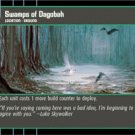 #198 Swamps of Dagobah Star Wars TCG (ESB common)