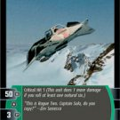 #191 Snowspeeder Rogue Two TCG (ESB common)