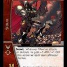 Titannus, Alien Conqueror (C) MHG-190 Heralds of Galactus Marvel VS System TCG